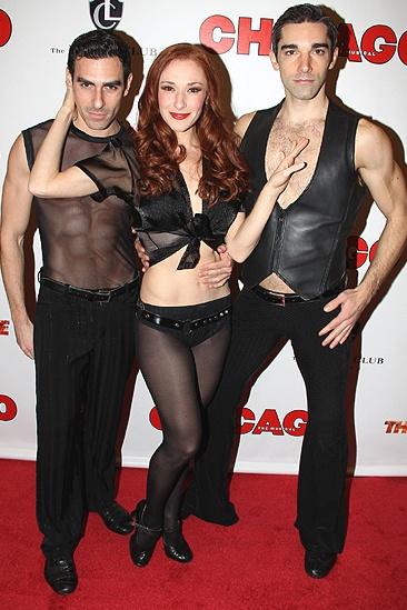Chicago 15th Broadway Anniversary – Brian Spitulnik – Nili Bassman – Peter Nelson