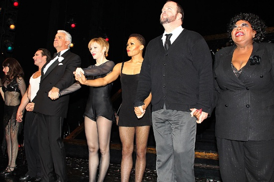 Chicago 15th Broadway Anniversary – curtain call 3
