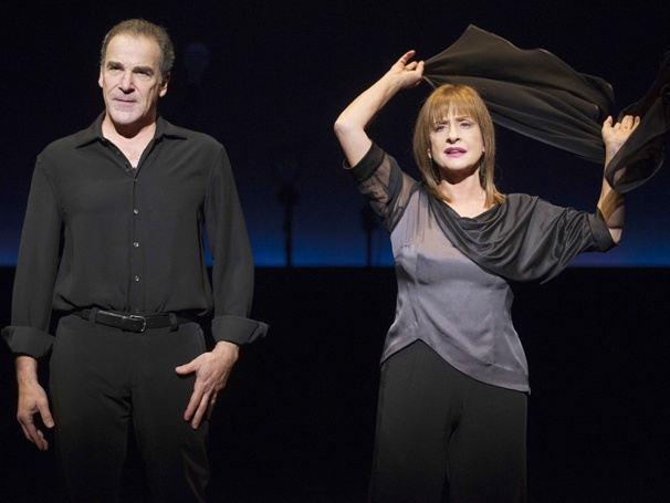 Show Photos - An Evening With Patti and Mandy - Mandy Patinkin - Patti LuPone