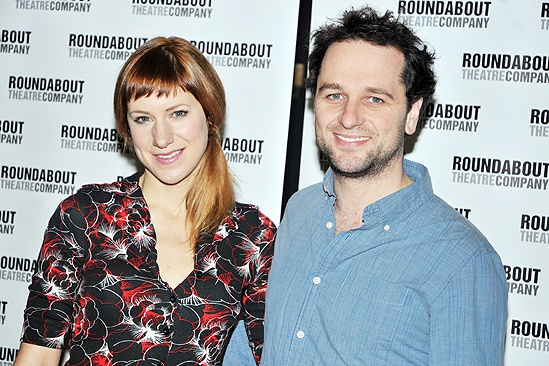 Look Back in Anger – Meet and Greet – Charlotte Parry – Matthew Rhys