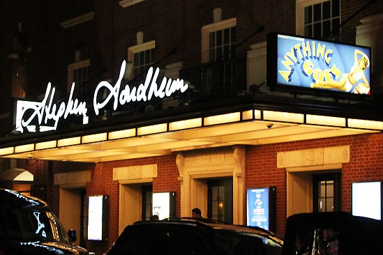 Anything Goes – Bill Clinton Visit – Marquee