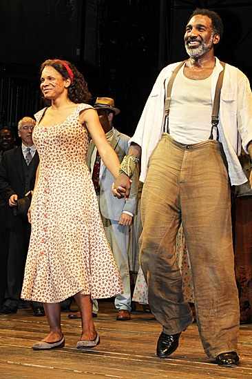 Porgy and Bess- Audra McDonald and Norm Lewis