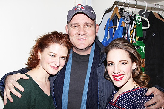 On a Clear Day – Mike O'Malley Visit – Kerry O'Malley – Mike O'Malley – Jessie Mueller