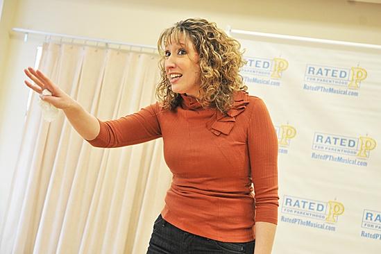 Rated P For Parenthood – Press Meet and Greet - Courtney Balan