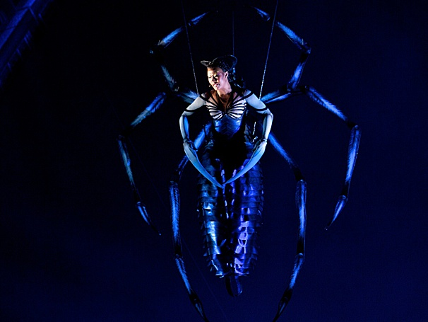Show Photos - Spider-Man: Turn Off the Dark - Christina Sajous