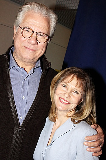 The Best Man – Press Conference – John Larroquette – Donna Hanover