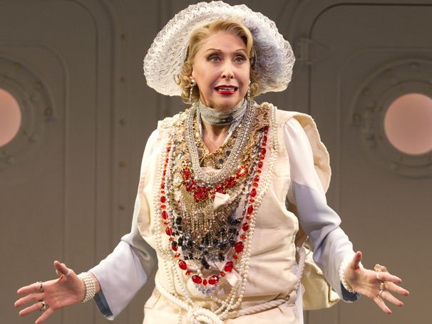 Show Photos - Anything Goes - Julie Halston