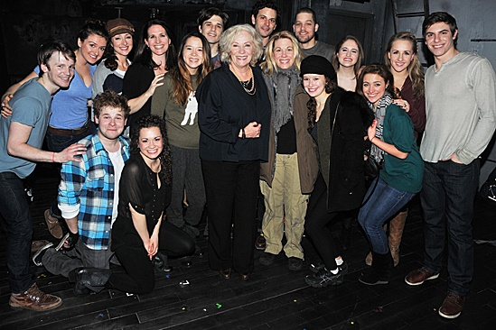 Carrie- Betty Buckley, Marin Mazzie, Molly Ranson