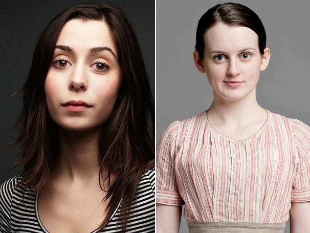 Downton Abbey Casting - Cristin Milioti