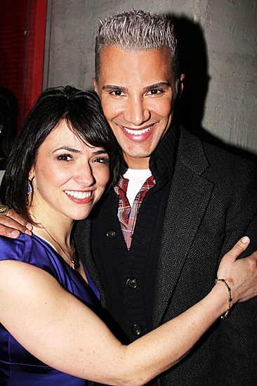 Rated P For Parenthood – Opening Night – Joanna Young – Jay Manuel