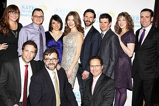 Rated P For Parenthood – Opening Night – cast and creative