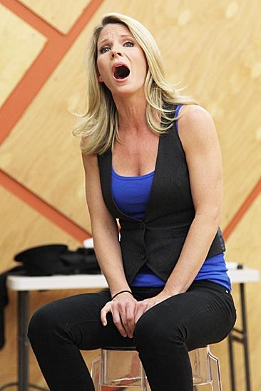 Nice Work If You Can Get It – Rehearsal – Kelli O'Hara