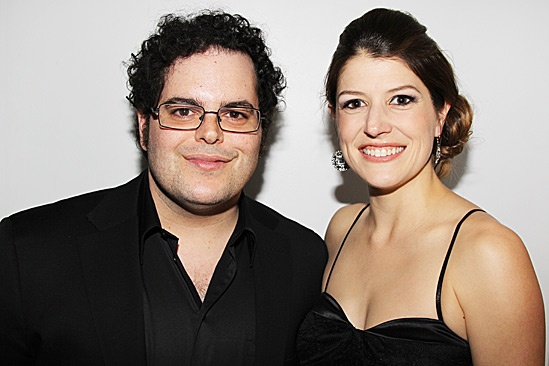 Miscast - Josh Gad and Nicole Parker