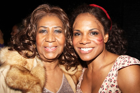 Porgy and Bess - Aretha Franklin and Audra McDonald