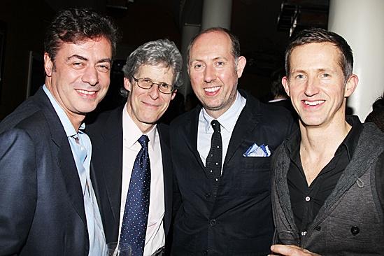Newsies -John Gore-Ted Chapin-Robert Jones-Hugh Vanstone