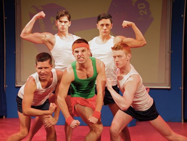 Show Photos - Naked Boys Singing - cast