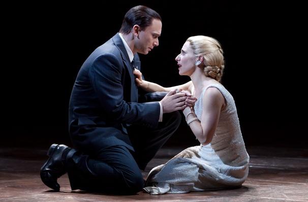 Evita - Michael Cerveris and Elena Roger