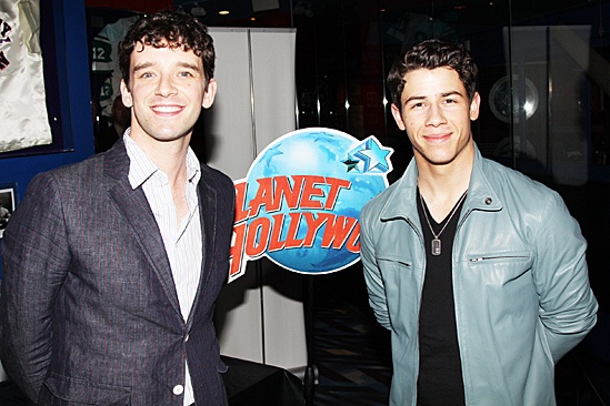 How to Succeed – Nick Jonas Planet Hollywood – Michael Urie – Nick Jonas
