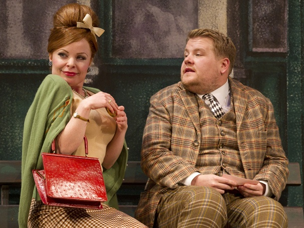 Show Photos - One Man, Two Guvnors - Suzie Toase - James Corden