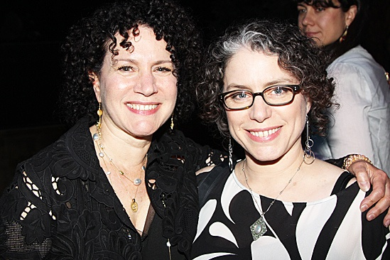 Peter and the Starcatcher Opening Night – Susie Essman – Nina Essman