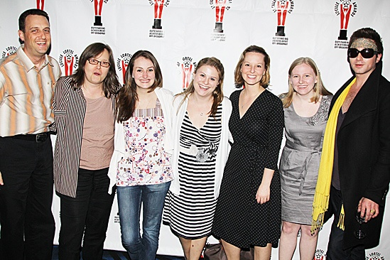 Lortel Reception - Playwrights Horizons - New York Theatre Workshop