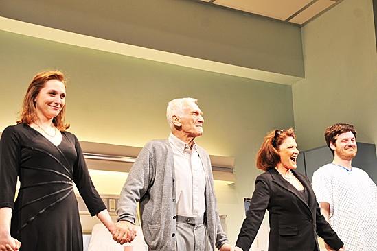 Lyons Opening- Kate Jennings Grant- Dick Latessa- Linda Lavin – Michael Esper