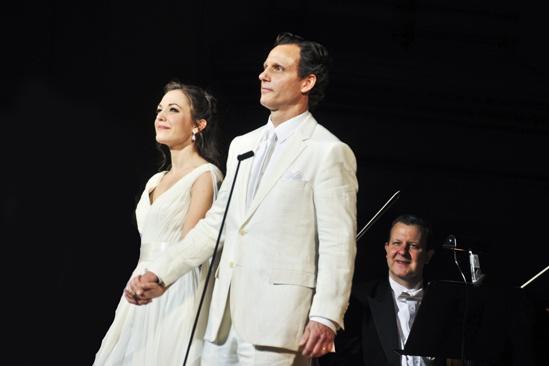 Sound of Music at Carnegie Hall – Laura Osnes – Tony Goldwyn