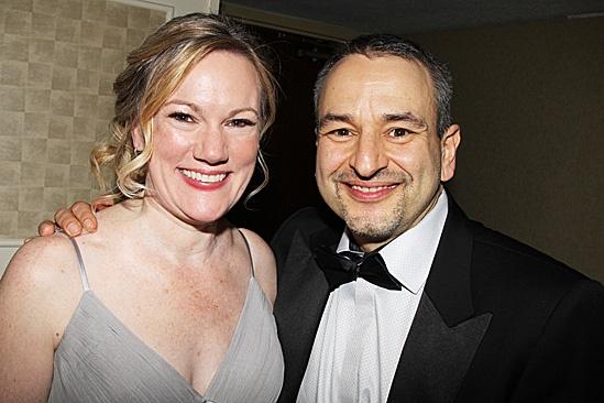 Nice Work If You Can Get It – Opening Night – Kathleen Marshall – Joe DiPietro