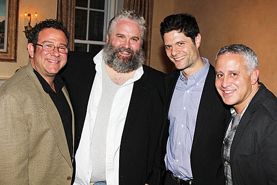 A Broader Way – Event with Idina Menzel – Michael Greif – Brian Yorkey – Tom Kitt – David Stone
