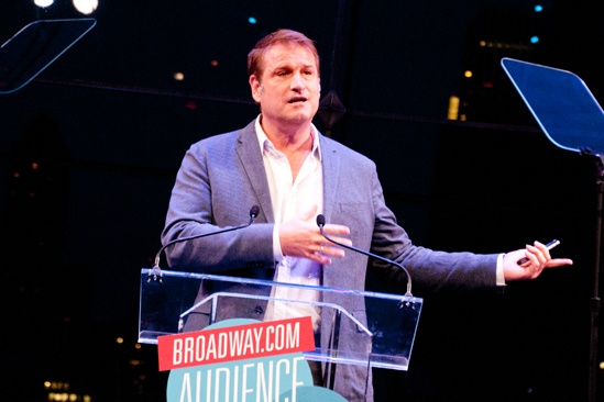 2012 Audience Choice Awards – Ceremony Photos – Jeff Calhoun
