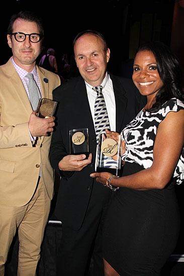 Drama League Awards 2012 – Bonus Photos – Jon Robin Baitz – Max A. Woodward – Audra McDonald