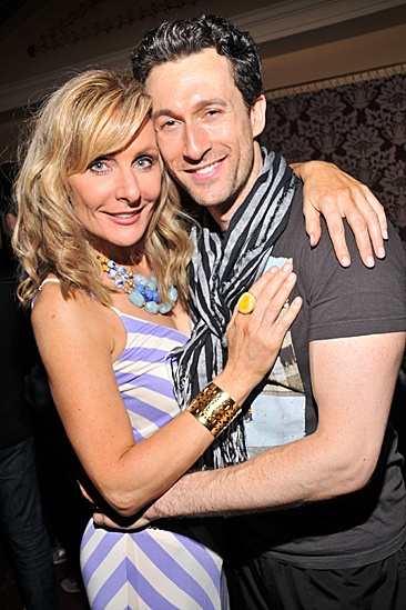Mamma Mia – 2012 New Cast Opening Night – Judy McLane – Aaron Lazar