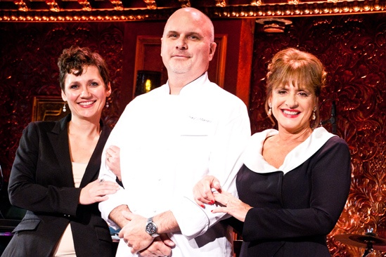 Patti LuPone-54 Below- Marcella Anise Smith- André J. Marrero- Patti LuPone