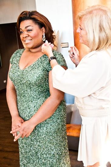 Da'Vine Joy Randolph Tony dress - Da'Vine Joy Randolph – Sandy Blye
