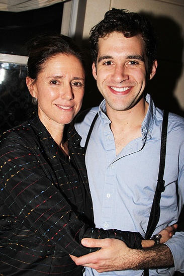 Peter and the Starcatcher Book Party – Julie Taymor – Adam Chanler-Berat