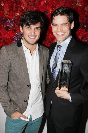 Theatre World Awards- Wesley Taylor- Jeremy Jordan