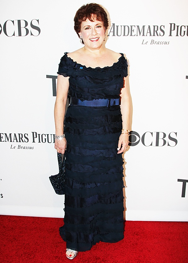 2012 Tonys Best Dressed Women – Judy Kaye