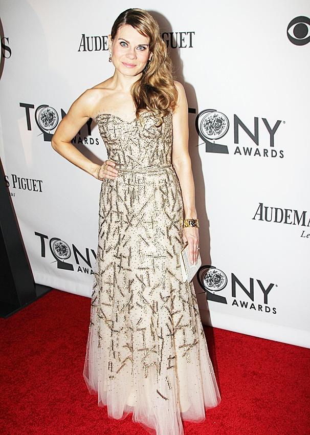 2012 Tonys Best Dressed Women – Celia Keenan-Bolger
