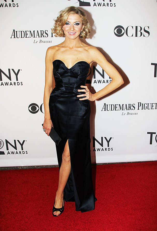 2012 Tonys Best Dressed Women – Nina Arianda