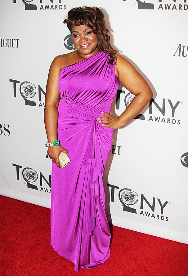 2012 Tonys Best Dressed Women – Da'Vine Joy Randolph