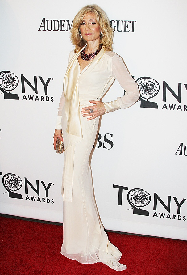 2012 Tonys Best Dressed Women – Judith Light