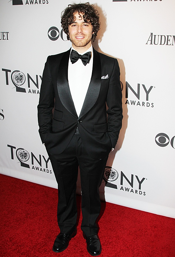 Tony Awards 2012 – Hot Guys – Josh Young