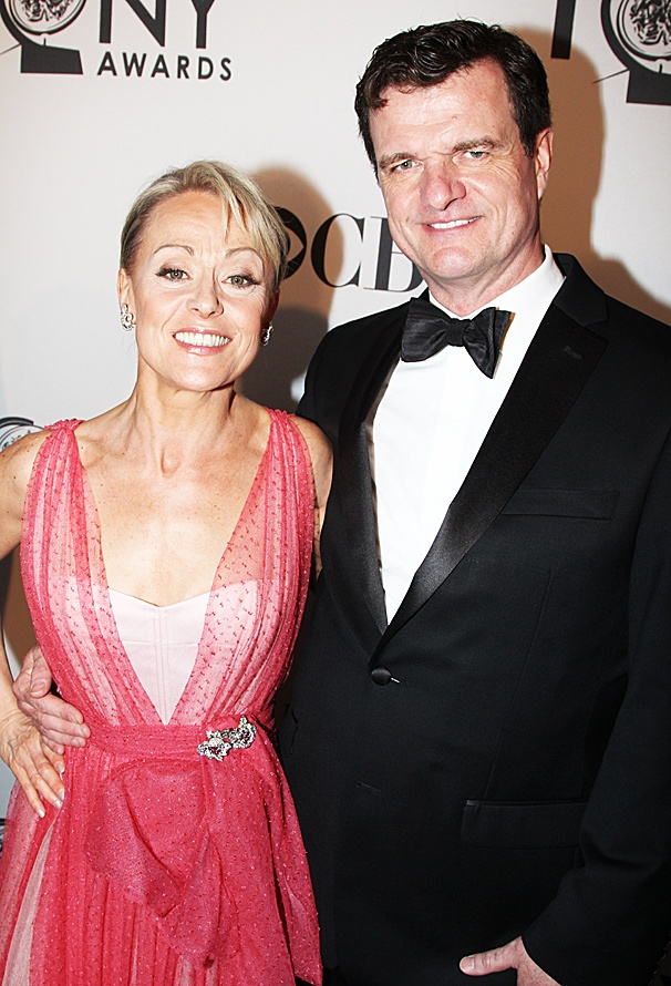 2012 Tony Award Best Pairs- Tracie Bennett- Michael Cumpsty