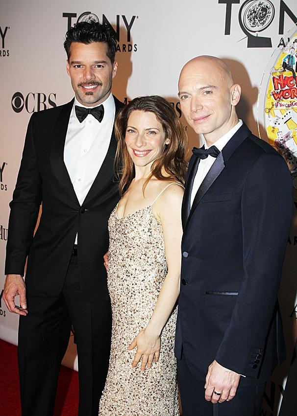 2012 Tony Awards – Extras – Ricky Martin – Elena Roger – Michael Cerveris