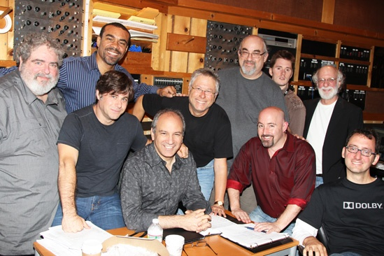 Leap Of Faith Cast Recording – Alan Menken - Sound Guys