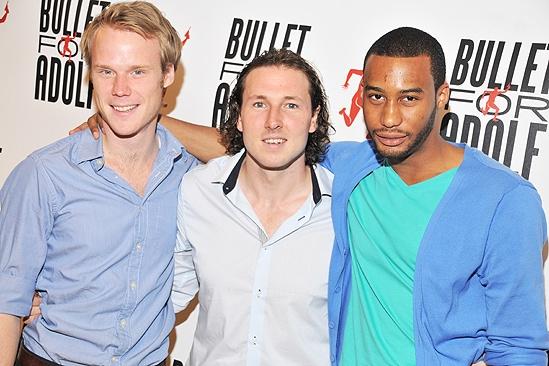 Bullet For Adolf Meet and Greet – David Coomber – Brandon Coffey – Tyler Jacob Rollinson