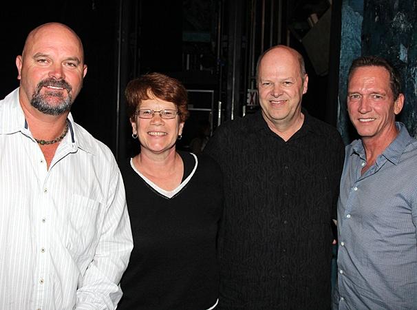 Memphis- David Wells- Sue Frost- Randy Adams- David Cone