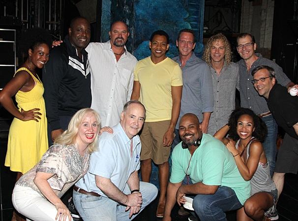 Memphis-David Wells- David Cone- Cast of Memphis