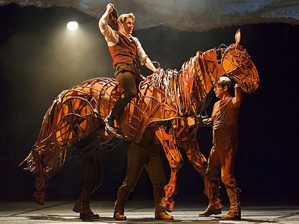 Show Photos - War Horse - tour - Andrew Veenstra