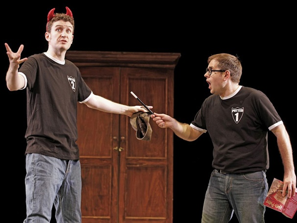 Show Photos - Potted Potter - Jefferson Turner - Daniel Clarkson